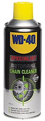 WD-40 400ml Specialist Motorbike Chain Cleaner from WD-40 Company