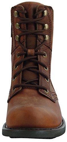 HARLEY DAVIDSON Chaussures - Bottes DARNEL - brown Braun
