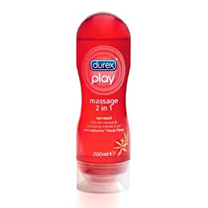 Durex Play Massage 2 in 1 SENSUALE ylang ylang