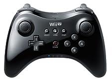 Nintendo Wii U Pro Controller - Black