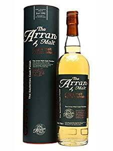 The Arran Sauternes Cask Finish Single Malt Scotch Whisky 70cl Bottle by Isle of Arran Whisky Distillers