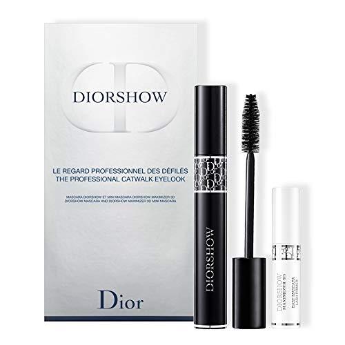 Geschenkset Diorshow Maximizer 3D Backstage Pros Triple Volume Plumping Lash Primer 4 ml + Diorshow Mascara Nr. 090 Pro Black 10 ml 1 Stk.