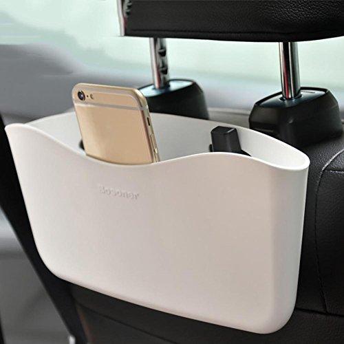 soundwinds Auto-Rücksitz-Organizer Auto-Lagerplätze Korb Wasserdichtes Auto-Lager-Boot Innovative Auto Täglichen Kleinigkeiten Aufbewahrungstool -