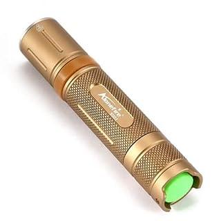 Alonefire Taschenlampe X001 Cree L2-1000 Lumen - Gold