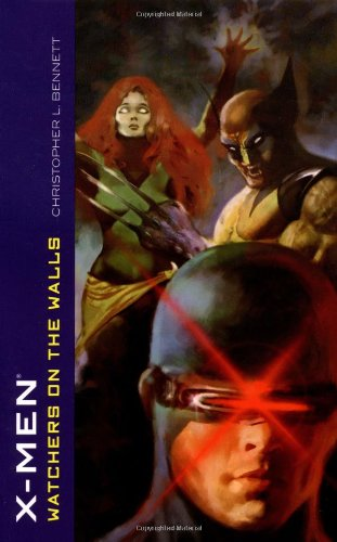 Watchers on the walls : a novel : based on the Marvel comic book