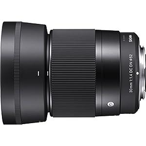 Sigma-30mm-F14-DC-DN-Objektiv-Filtergewinde-52mm-fr-Micro-Four-Third-Objektivbajonett