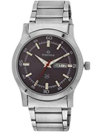Maxima Attivo Day-Date Blue Dial Men -27781CMGI