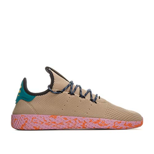81fa84ad0 Adidas Pharrel Williams Tennis HU Tan Pink - 38 2 3