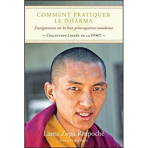 Comment pratiquer le Dharma - Enseignements sur les huit préoccupations mondaines