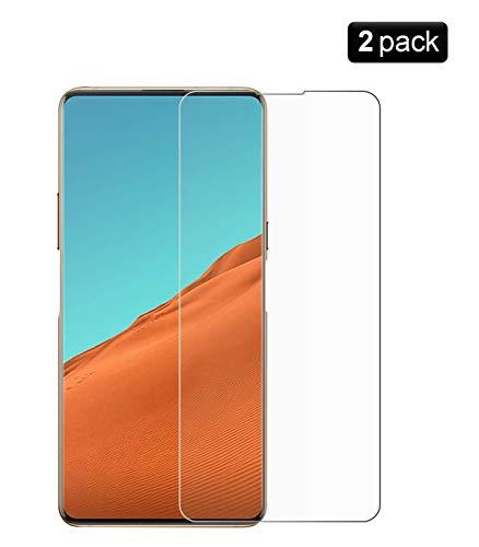 PaceBid [2 Stück] ZTE Nubia X Panzerglas Schutzfolie, Tempered Glass [9H Härte][Anti-Fingerabdruck][Ultra-klar] Panzerglasfolie Bildschirmschutzfolie Für ZTE Nubia X