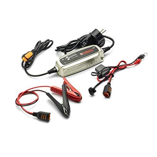 YEC-9 caricabatterie mantenitore 6 fasi batterie moto scooter atv smb nautici originale commutazione automatica mantenimento