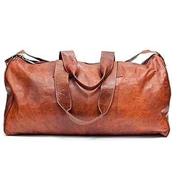 """Sac de voyage - Gusti Cuir nature """"Henry"""" bagage cabine vintage sac à  bandoulière 55536b359f5"""
