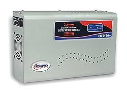 Microtek EM4170+ Voltage Stabilizer Upto 1.5 Ton AC (170v-270v)
