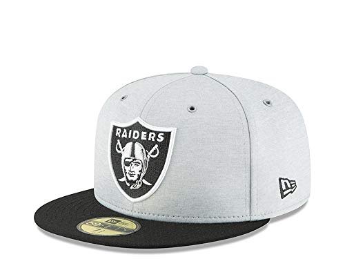 A NEW ERA Gorra NFL Sideline 59Fifty Home Oakland Raiders Official Team  Colour (7 1 04012b61869