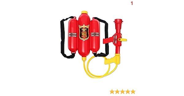 Fireman Toy pistolets /à eau pulv/érisateur /à dos pour enfants enfants jouet d/ét/é Party Favors Classicoco Fireman Toy Backpack pulv/érisateur de pistolets /à eau /ét/é jouet cadeaux pour enfants