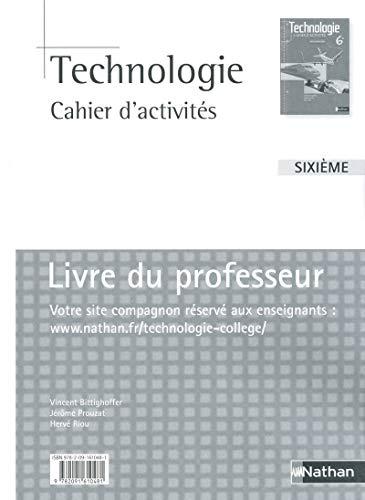 Technologie 6e par Collectif