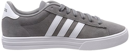 adidas Herren Daily 2.0 Laufschuhe Mehrfarbig (Grey Three F17/ftwr White/ftwr White)