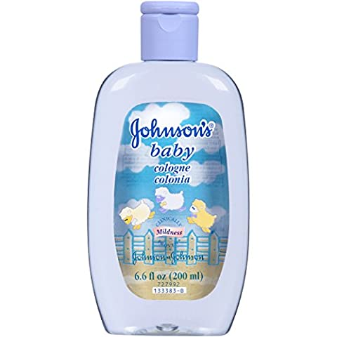 Johnson's - Eau de Cologne pour Bébé - Johnson's Baby Cologne - 200 ml