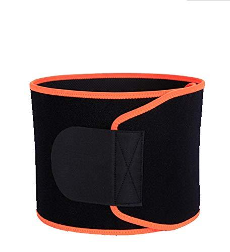 Warmth Supplies Sportgürtel, Tauchgürtel, Postpartumgürtel, Bürogürtel,Orange