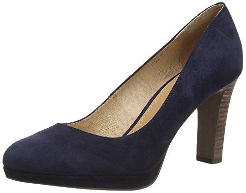 Belmondo 70323903, Damen Pumps, Blau (Blue), 37 EU
