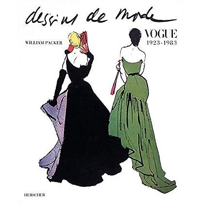 Dessins de mode, Vogue, 1923-1983