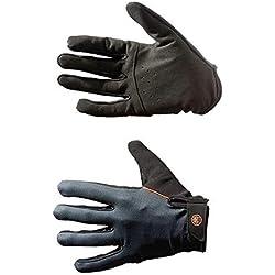 Beretta GL311Red Tejido Mano de Tiro chuhe, Color Negro y Gris, tamaño Large