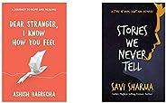 Bestsellers Books By Savi Sharma & Ashish Bagrecha (Set of 2 Bo