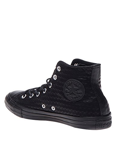 Converse 153564 Chuck Taylor All Star Unisex Sneakers (Black) Schwarz