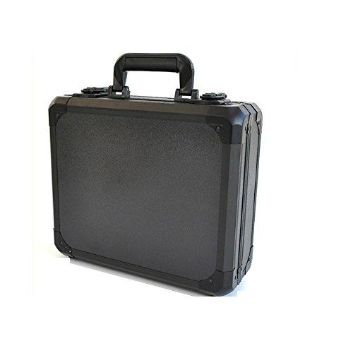 sunchi Aluminium Rahmen wasserdicht Antishock Hard Case Tasche Griff Box Travel, der Fall für DJI Spark RC Quadcopter