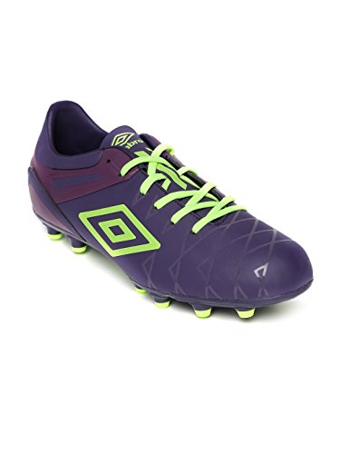 Umbro Men Purple Football Shoes