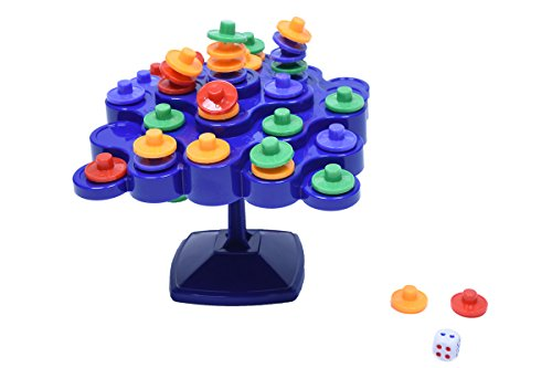 Rikuzo Balance Topple Broad Game Set – Funny Multiplayer and Parent-Child Game,Let's Play Together Now!
