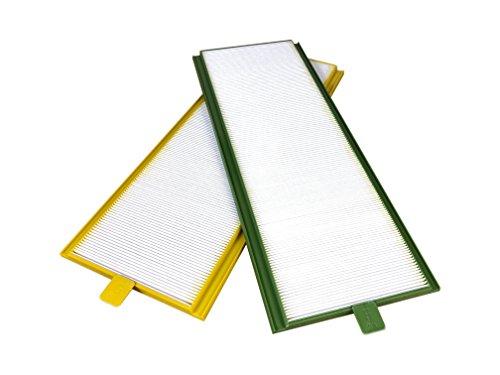 Sparhai24 Filterset G4 / F7 passend für Zehnder ComfoAir 350/550 (1x G4 / 1x F7 Filter)