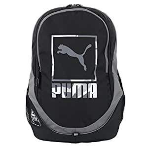 Puma Polyester Black Casual Backpack (7217201)