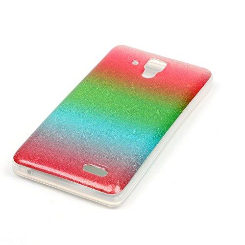 Voguecase® für Apple iPhone 7 Plus 5.5 hülle, Schutzhülle / Case / Cover / Hülle / TPU Gel Skin (Kassette 02) + Gratis Universal Eingabestift Fader II/Rot,Grün,Hellblau