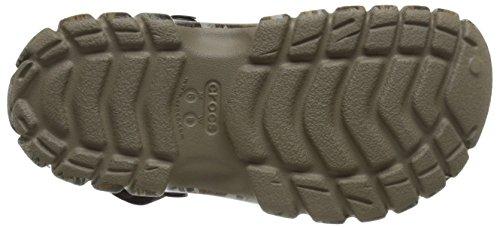 Crocs Offroad Sport Realtree Max 5 Mule Chocolate/Khaki