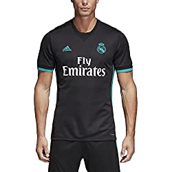 adidas JSY 2nd Kit Real Madrid 2017-2018 Camiseta, Hombre