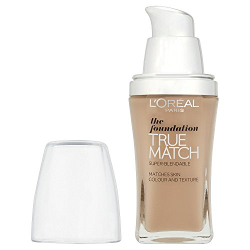 L'Oreal Paris True Match Foundation - 30 ml, Vanilla (Number N2)