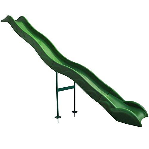 Loggyland Anbaurutsche 3.80m grün