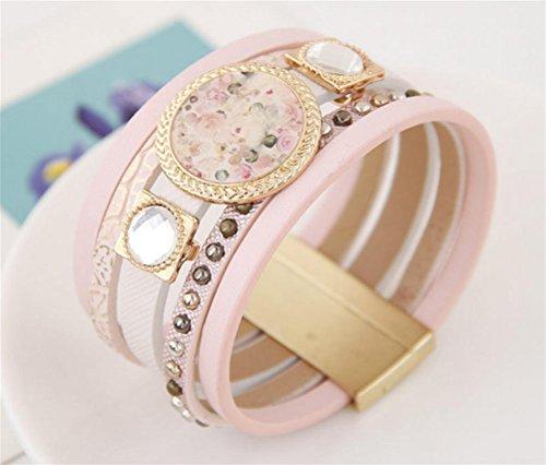 ln-single-row-two-diamond-bracelet-magnet-magnetic-buckle-wide-bracelet-wl0150805100