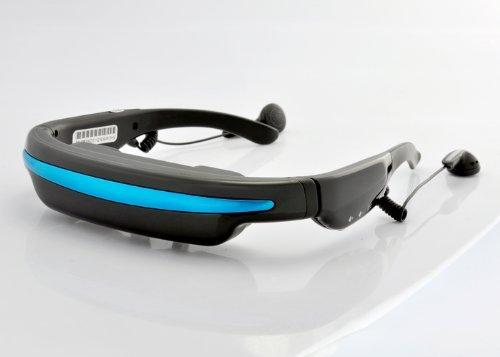 Kaidun2 Mobilkino-Video-Brille (Virtuelle Bilschirmgröße 132 cm / 52 Zoll, 2 GB)