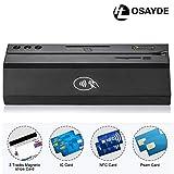 TM Yosoo USB hi-co banda magnetica MAG carta di credito debito Swipe Reader 3 tracce POS MSR90