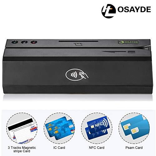 ITOSAYDE 880 3-en-1 USB MSR Magstripe & RFID NFC &
