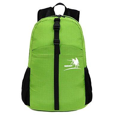 30L L Rucksack Camping & Wandern Draußen Leistung Training Wasserdicht tragbar andere Nylon Green