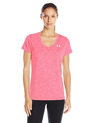 Under Armour Tech SSV Twist, Women, Rosa, LG