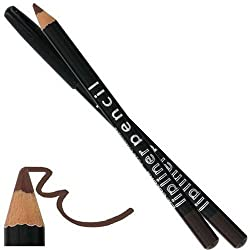 L.A. COLORS - Lipliner Pencil CP528 Chocolate - 0.035 oz. (1 g)