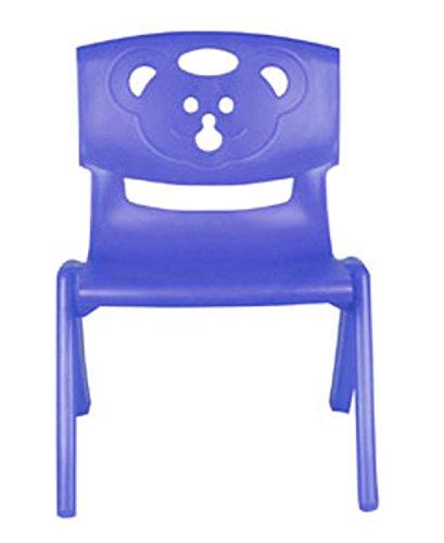 Sunbaby Magic Bear Chair, Single Piece (Blue)