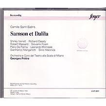 Samson Et Dalila, Op.47
