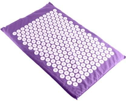 VRT Acupressure Mat, Chronic Back Pain Treatment - Relieves Your Stress of Lower Upper Back and Sciatic Pain(Multicolor)