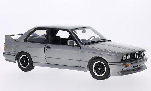 BMW M3 (E30) Ravaglia, argenté, 1989, voiture miniature, d'occasion  Livré partout en Belgique