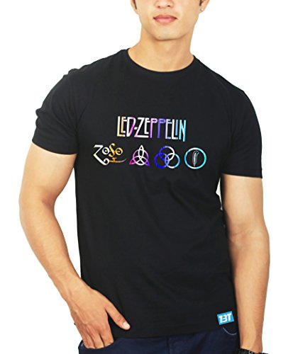 Led Zeppelin Tshirt - Band Tshirts by The Banyan Tee ™